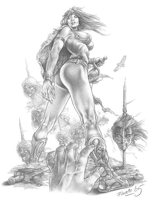 Warrior Queens 2 - Florio 1