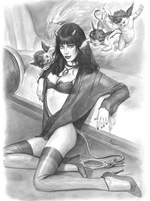 Devil Dolls 1 - Pelaez 2