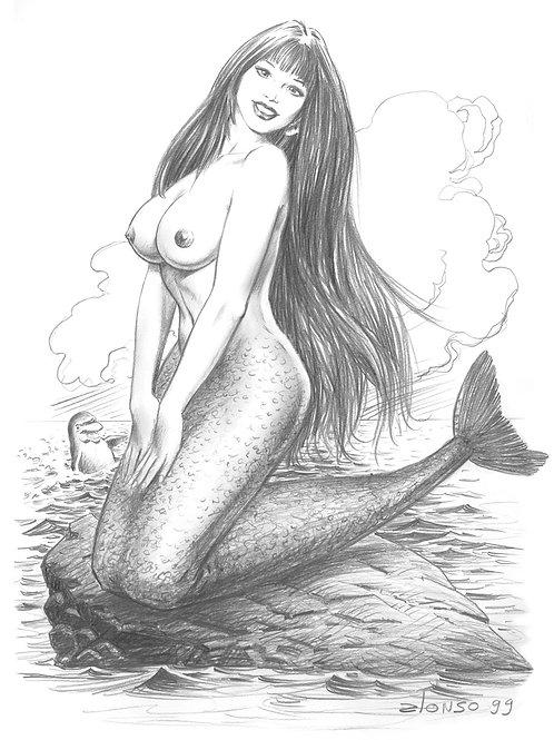Mermaids 1 - Alonso 2