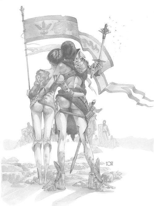 Warrior Queens 2 - Sosa 3