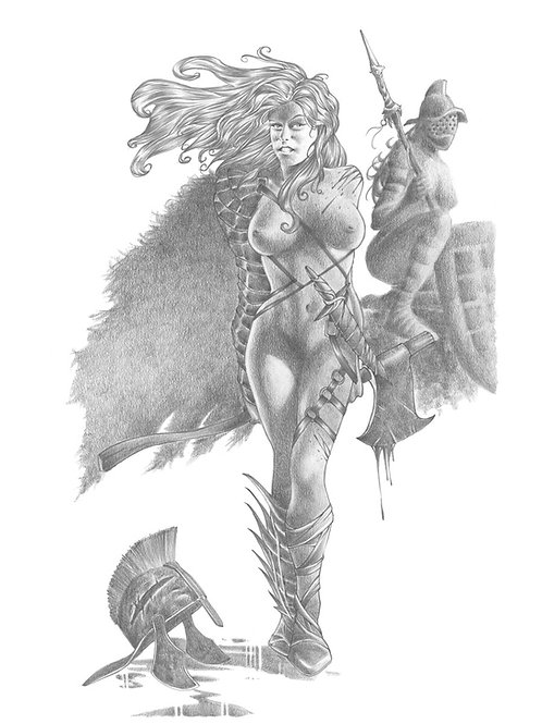 Warrior Queens 2 - Czerniawski 2