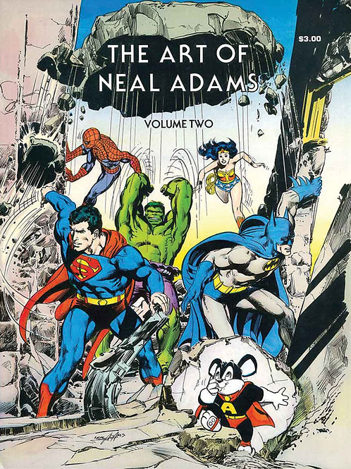 The Art of Neal Adams Volume 2
