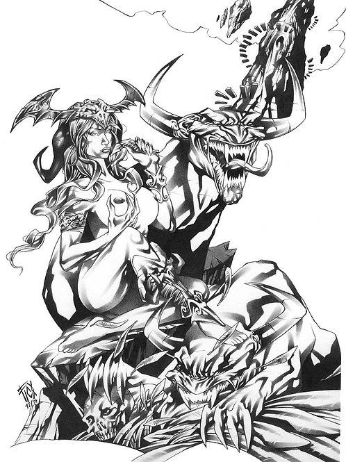 Devil Dolls 1 - Ossio 2