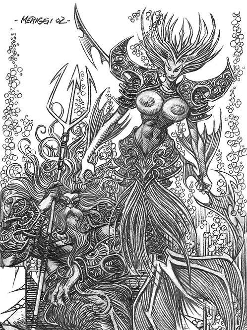 Mermaids 2 - Meriggi 3