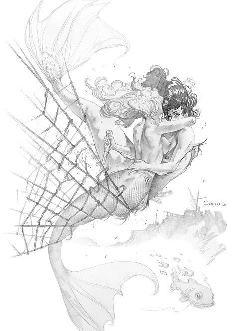 Mermaids 4 - Greco 1