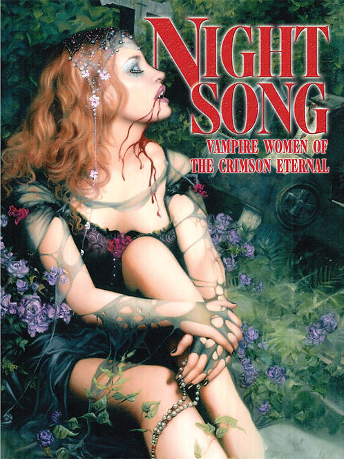 Night Song HARDCOVER EDITION
