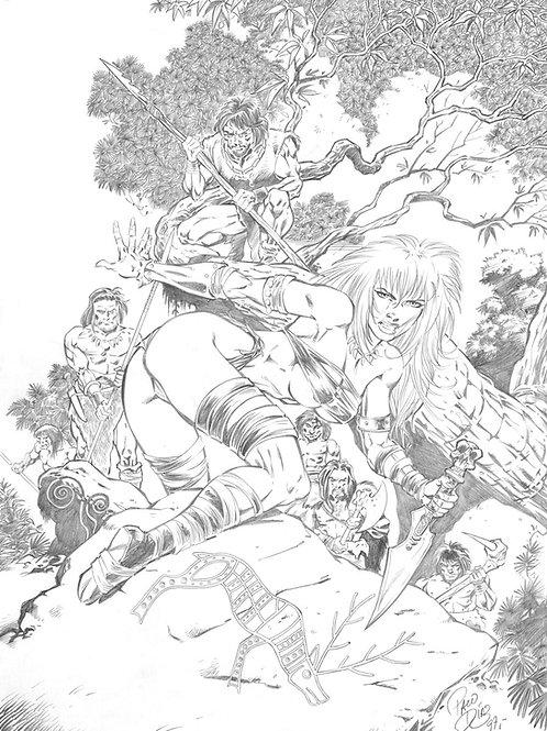 Warrior Queens 1 - Diaz 3
