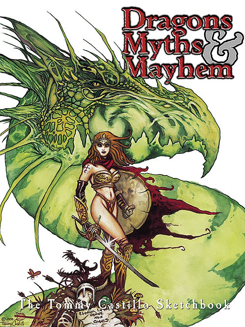 Dragons, Myths, and Mayhem