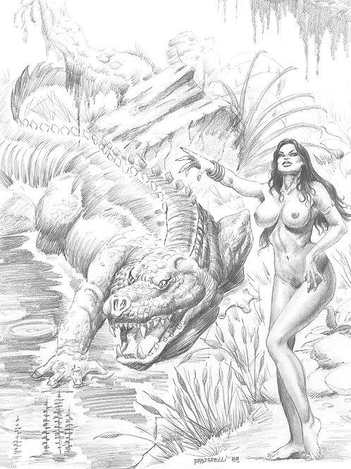 Jungle Tails 3 - Pascarelli 1