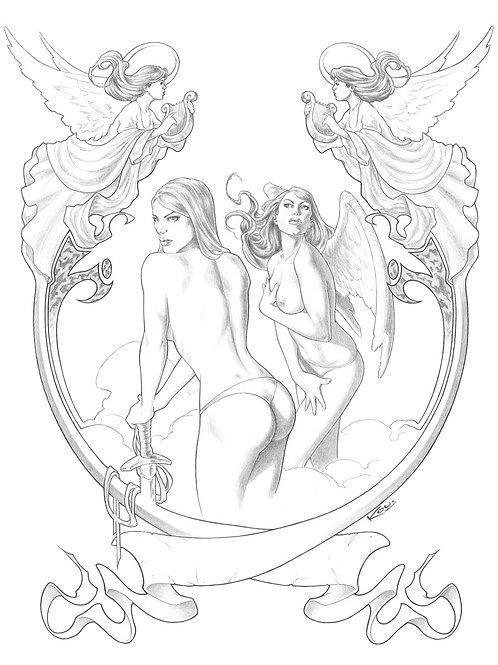 Angel Lust 1 - Kousovitis 2