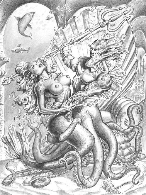 Mermaids 2 - Enric 1