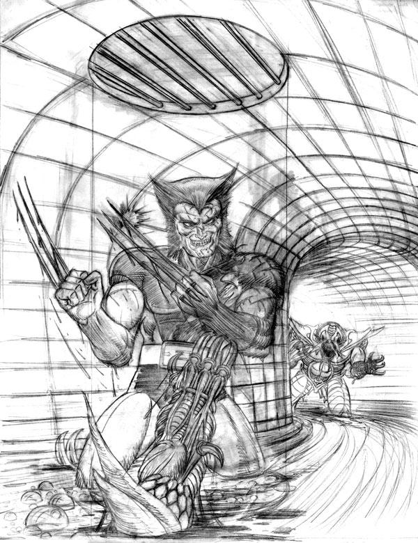 wolverine-pencil