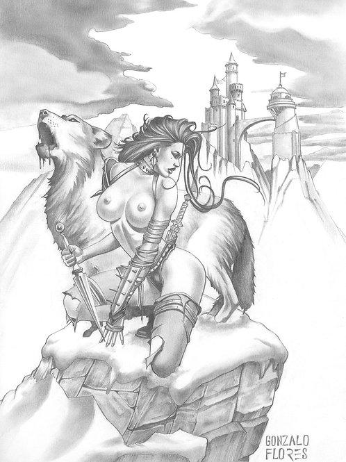 Warrior Queens 2 - Flores 1