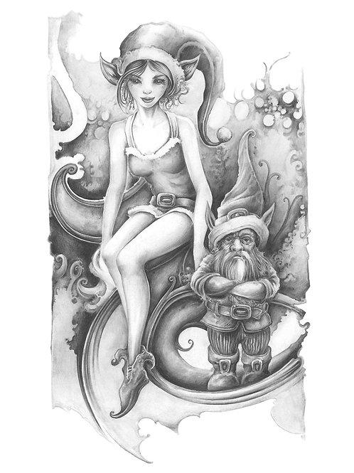Santa's Helpers - Perez 3