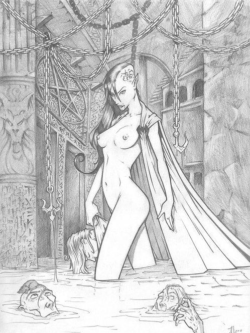 Bloodlust - Lara 1
