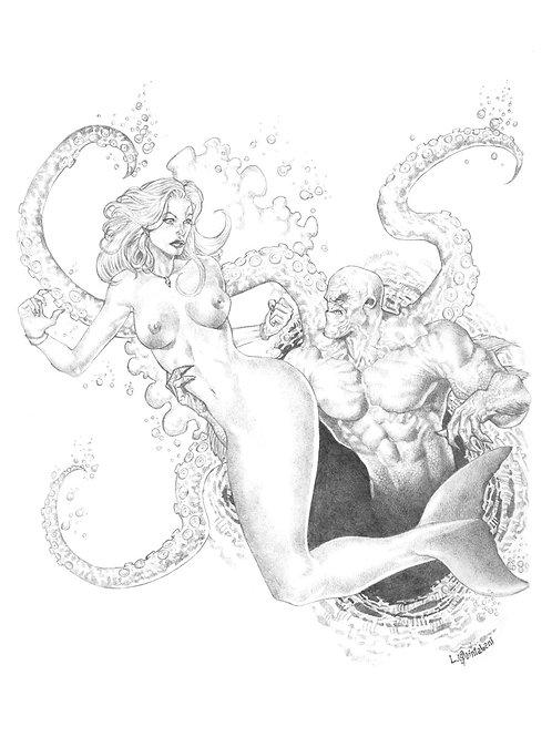 Mermaids 1 - Quintabani 1