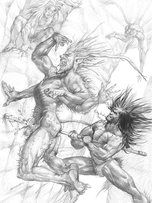 Conan The Cruel - DeMiguel 2