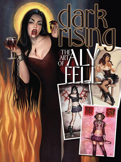 Dark Rising - The Art of Aly Fell
