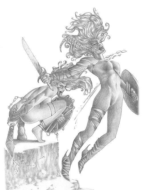 Warrior Queens 2 - Czerniawski 4