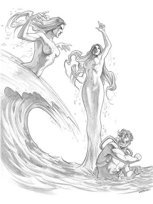 Mermaids 3 - Kousovitis 1