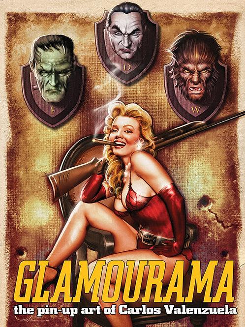 Glamourama - Art of Carlos Valenzuela