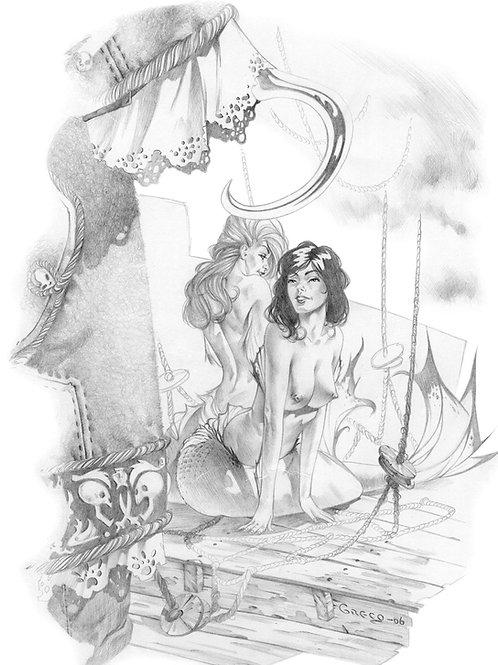Mermaids 4 - Greco 2