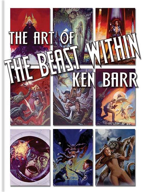 The Art of Ken Barr HARDCOVER