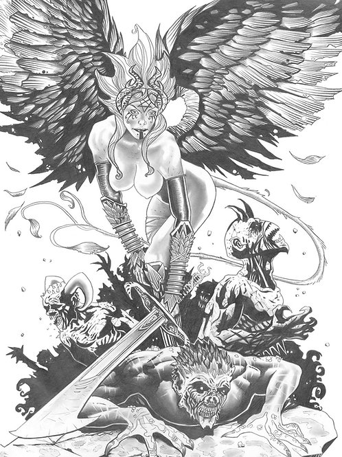 Angel Lust 2 - Buci 1
