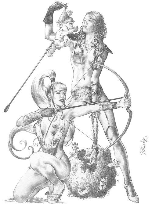 Warrior Queens 2 - Pilucki 1