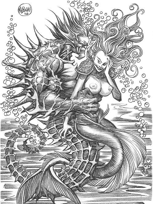 Mermaids 2 - Meriggi 2