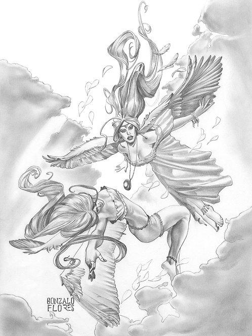 Angel Lust 2 - Flores 1