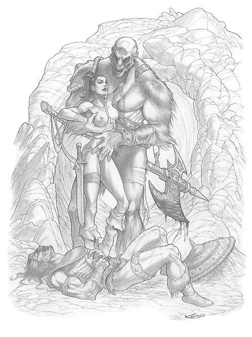 Warrior Queens 2 - Kousovitis 1