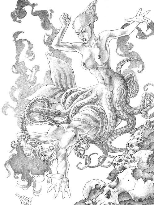 Mermaids 2 - Urdinola 1