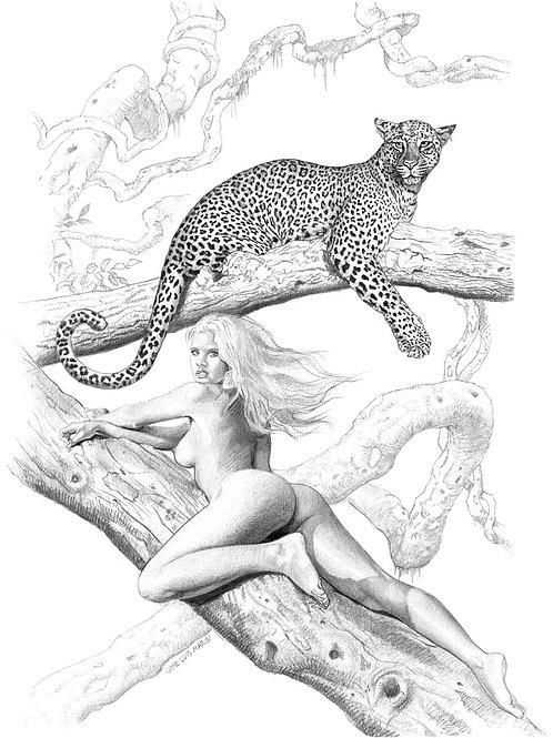 Jungle Tails 4 - Marin 1
