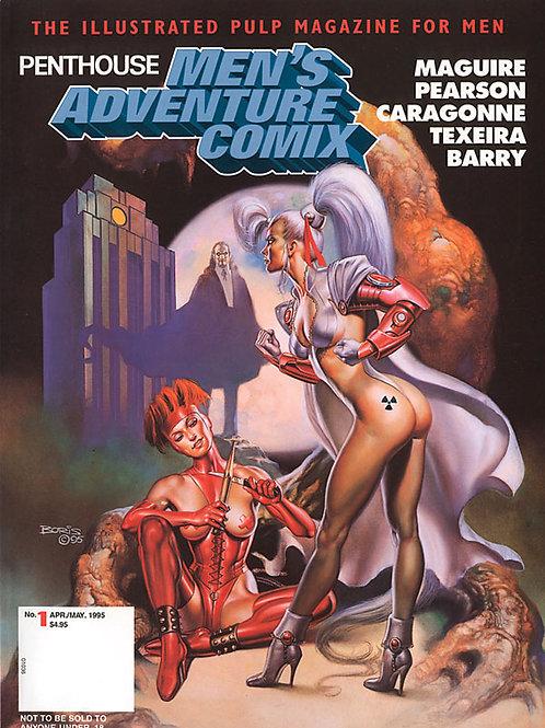 Men's Adventure Comix 1