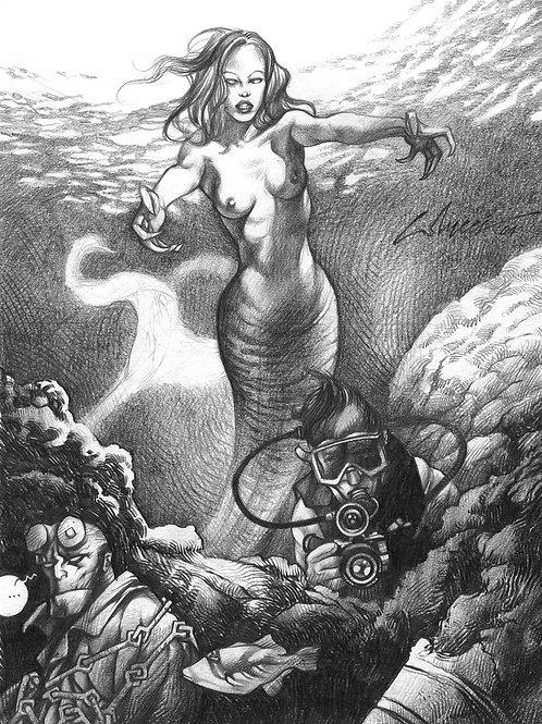 Mermaids 3 - Colucci 1