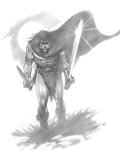 Conan The Cruel - Roca 3