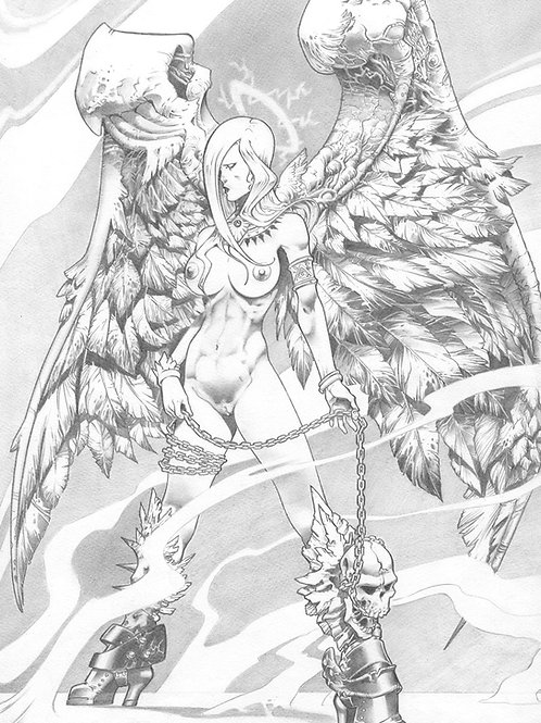 Angel Lust 1 - Ponce 1