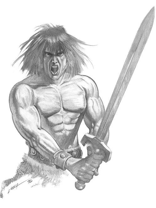 Conan The Cruel - Roca 1