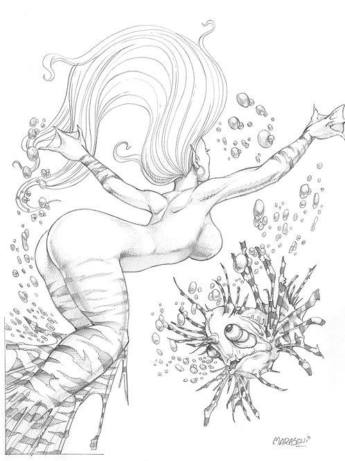 Mermaids 1 - Maraschi 2