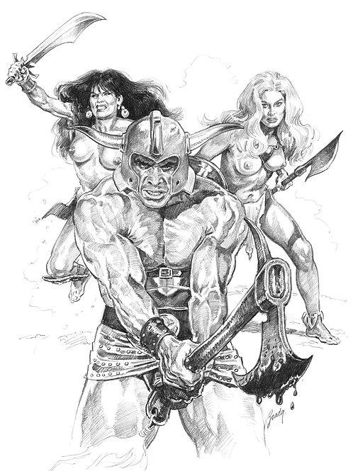 Warrior Queens 1 - Boada 1