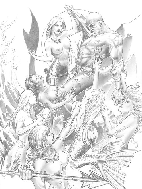 Mermaids 4 - Ponce 1