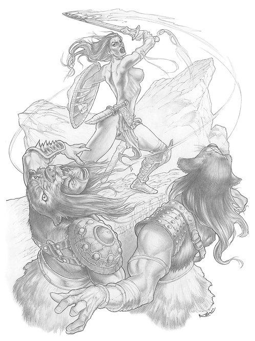 Warrior Queens 2 - Kousovitis 3
