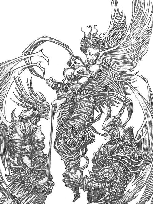 Angel Lust 1 - Meriggi 1
