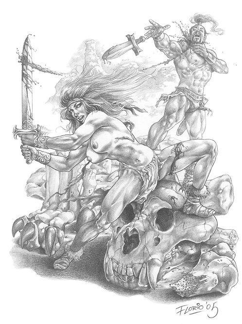Warrior Queens 2 - Florio 2