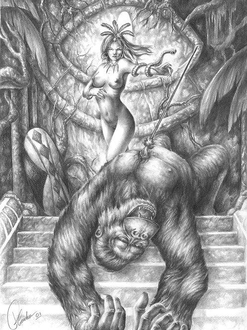 Jungle Tails 4 - Candia 3