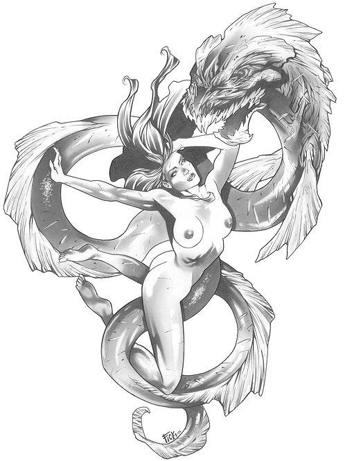 Mermaids 4 - Ossio 1