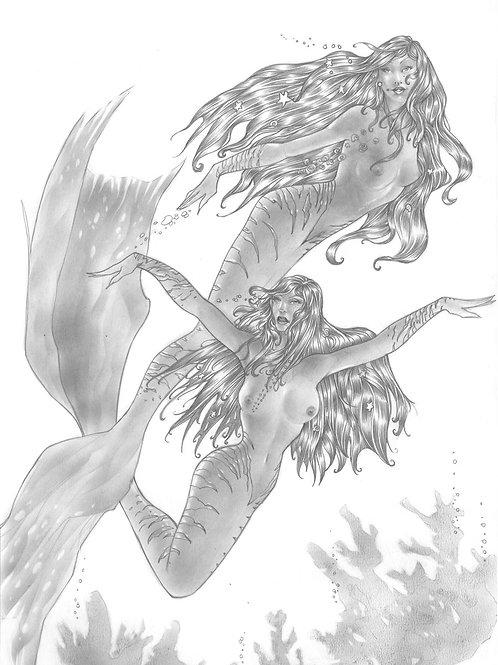 Mermaids 4 - Czerniawski 4