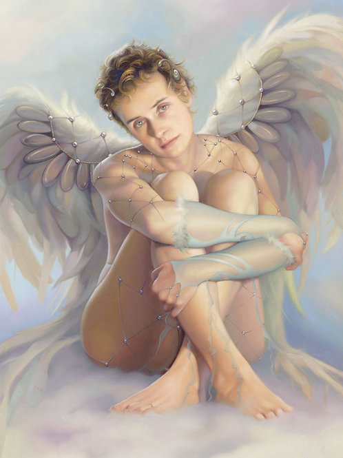 Angel Song Artwork 1 - Arantza Sestayo