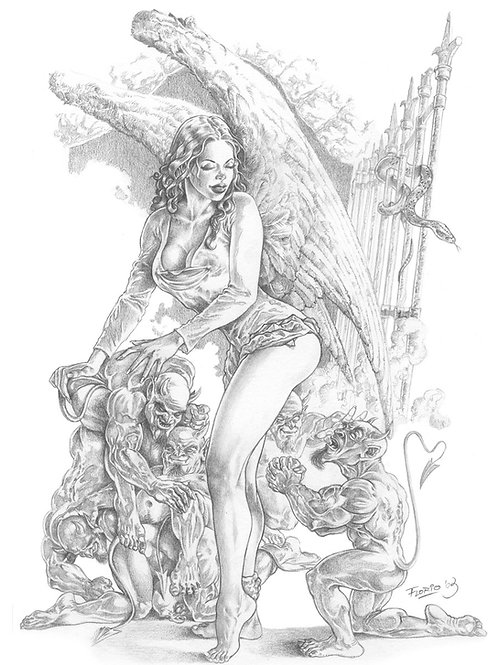 Angel Lust 1 - Florio 2